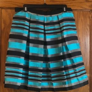Holiday perfect skirt from Anthropologie.